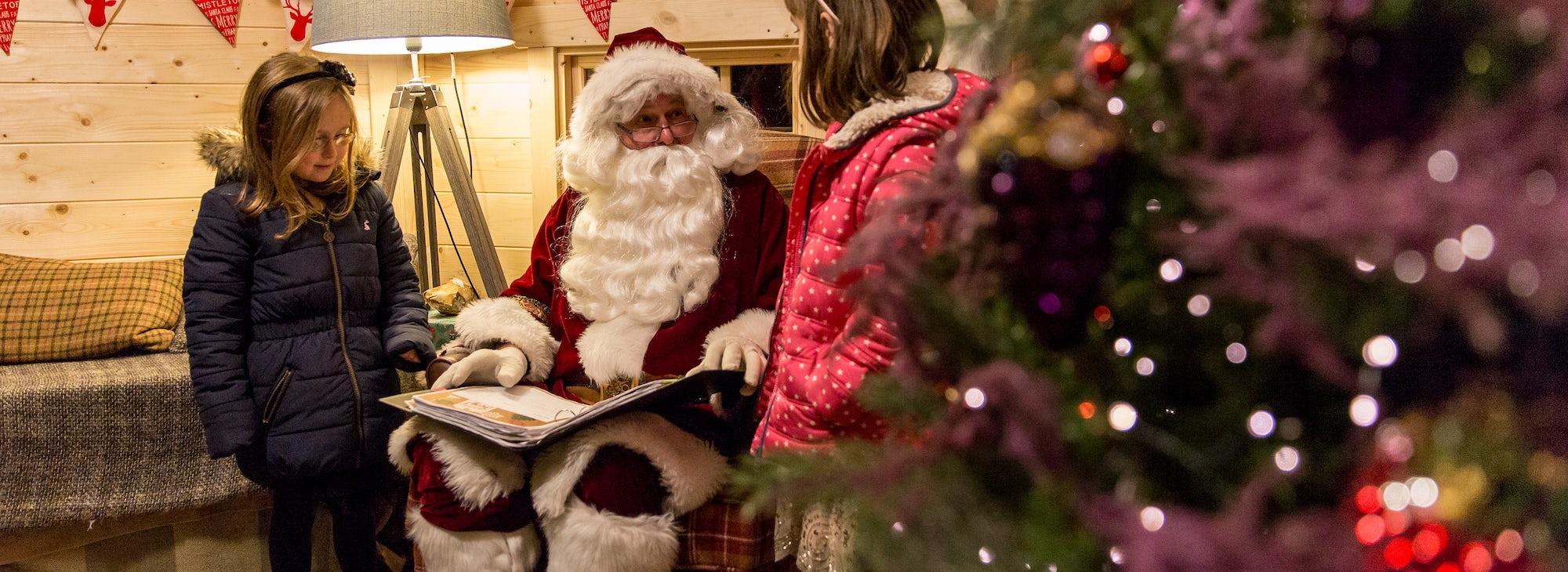 Santa Midweek Breaks