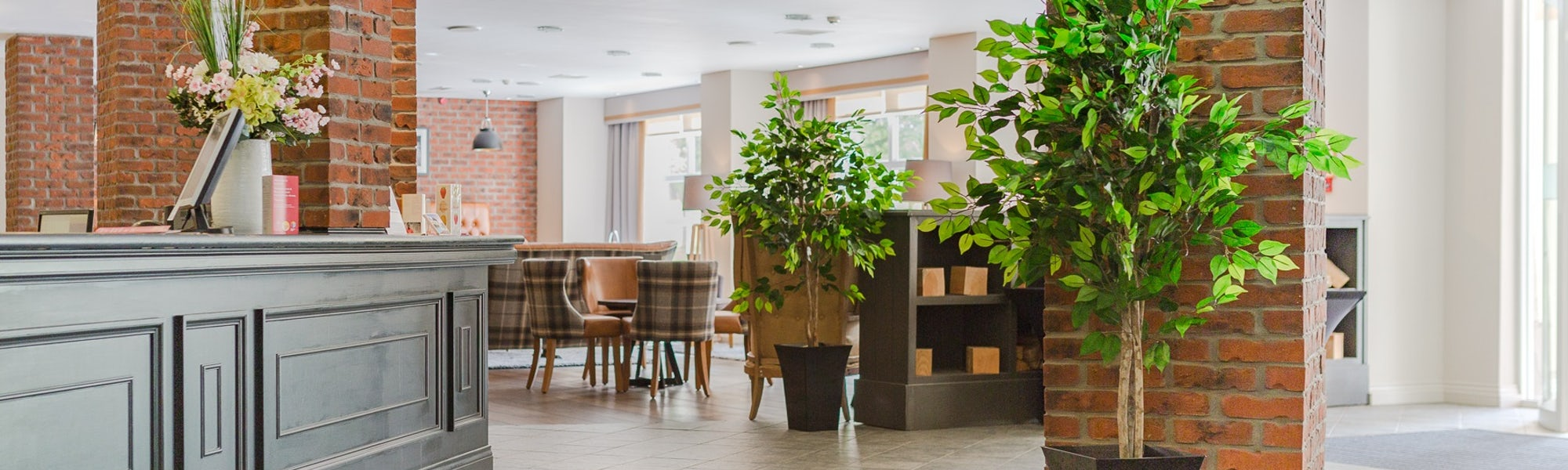 Morlich Reception Area