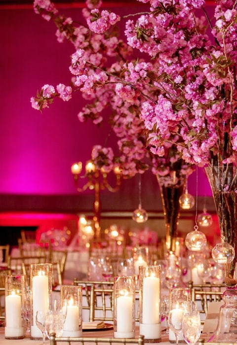 Self-Catered Wedding Set Up