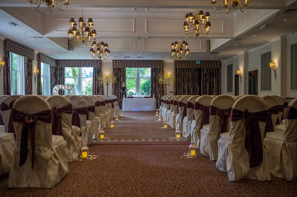 Wedding Ceremony Set Up Inchyra