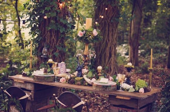 Woodland Weddings at Kilhey Court