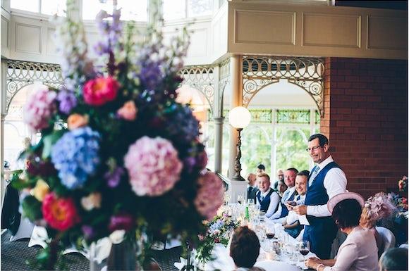 Wedding Speeches at Kilhey Court