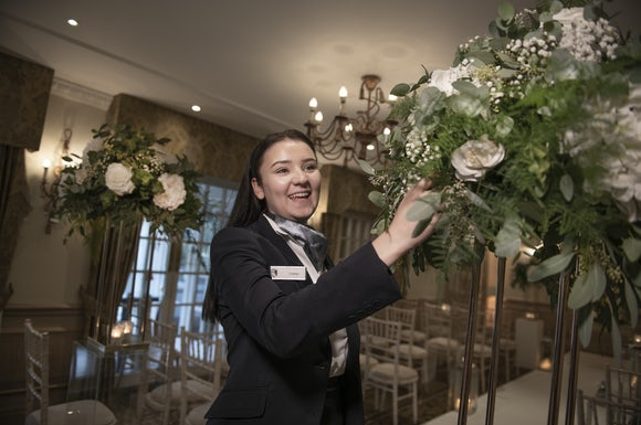Weddings at Compleat Angler