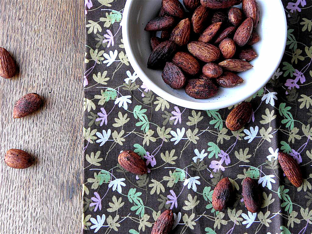 Hazen Plastic Surgery and Medspa Blog   BeautyFood of the Month: Almonds