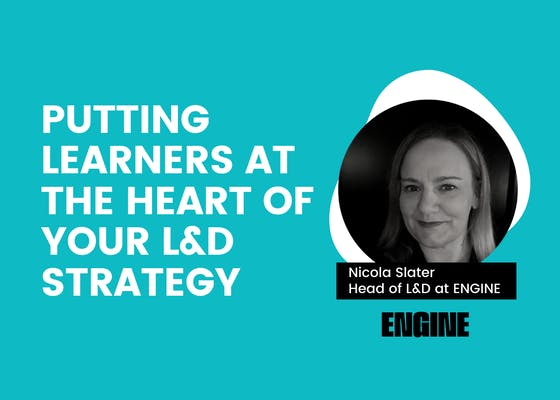 Putting learners at the heart of your L&D strategy webinar