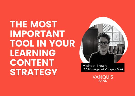 Why microlearning is the most important tool in your learning content strategy