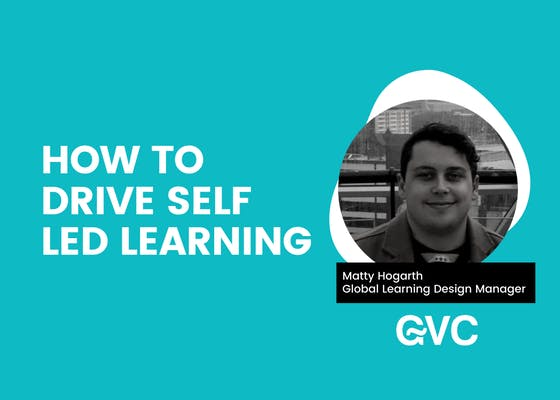 How to drive self led learning