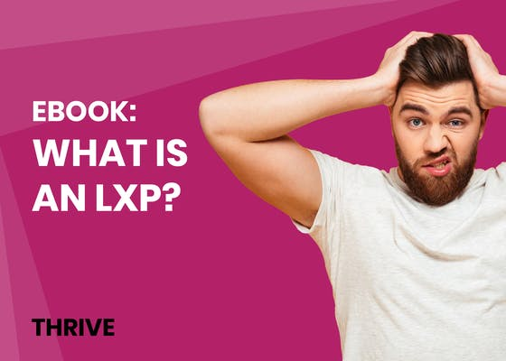 Ebook: What is an LXP?