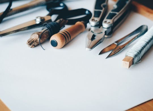 Don't blame your tools