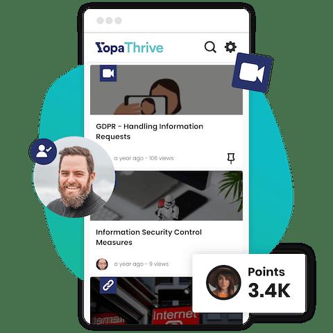 Yopa learning experience platform