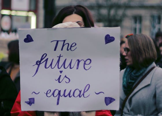 Four ways to create a more gender equal workplace