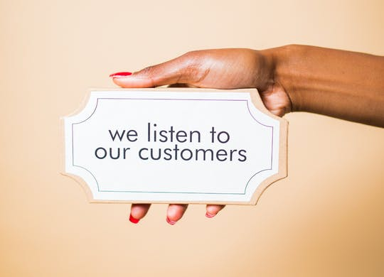Customer excellence - Our industry needs fewer promises and more action!