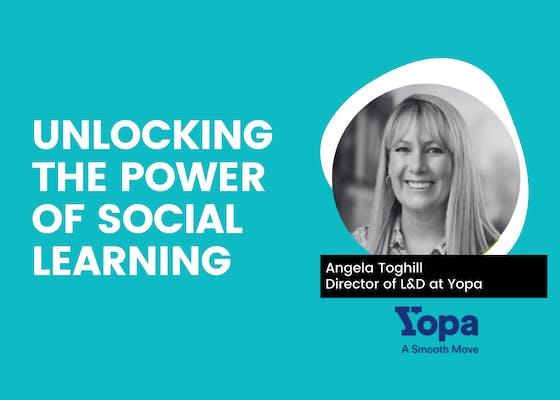 unlocking the power of social learning webinar