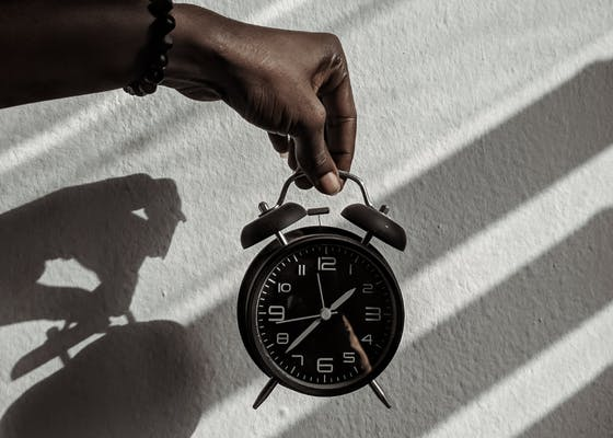 Four steps to get more time