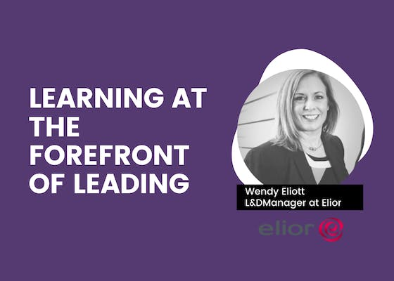 Learning at the forefront of leading