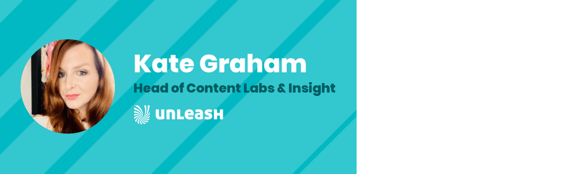 Head of Content Labs & Insight at UNLEASH