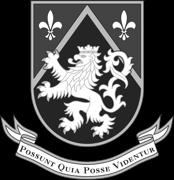 Possunt Quia Possee Crest Logo