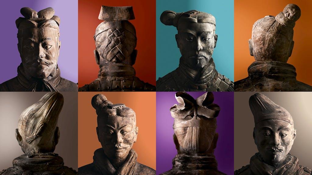Qin - der unsterbliche Kaiser und seine Terrakottakrieger