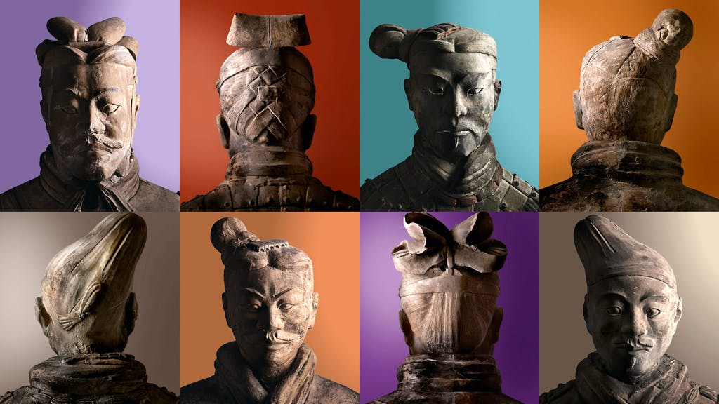 Qin – The eternal emperor and his terracotta warriors old