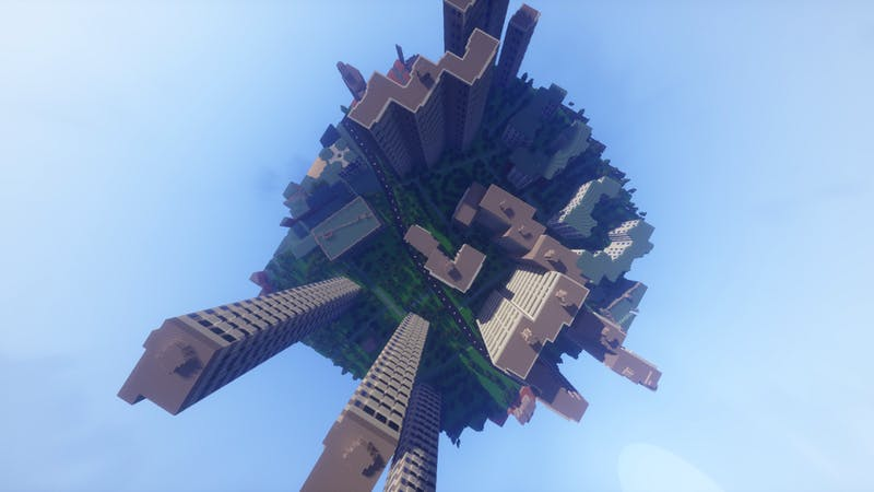 BAUKRAFT - Der Minecraft-Wettbewerb