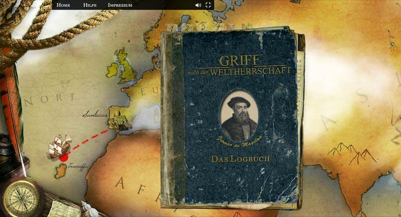 Griff nach der Weltherrschaft - Das Logbuch