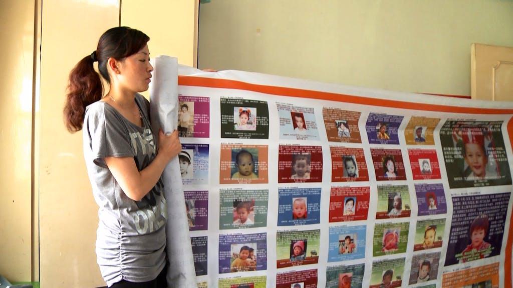 China: Geraubte Kinder zu verkaufen