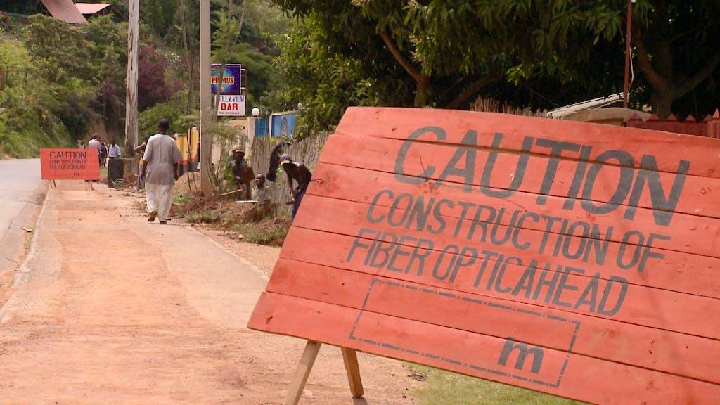 Africa connect - Ein Kontinent sucht Anschluss