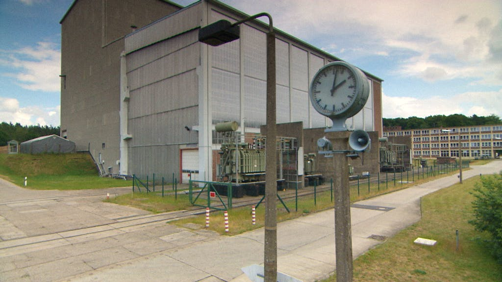 Geheimnisvolle Orte: Das Kernkraftwerk Rheinsberg