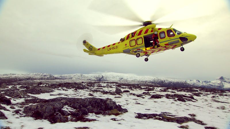 Emergency Doctors in Northern Norway