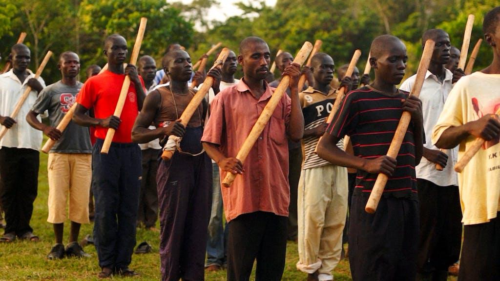 Uganda - Die unsichtbare Armee
