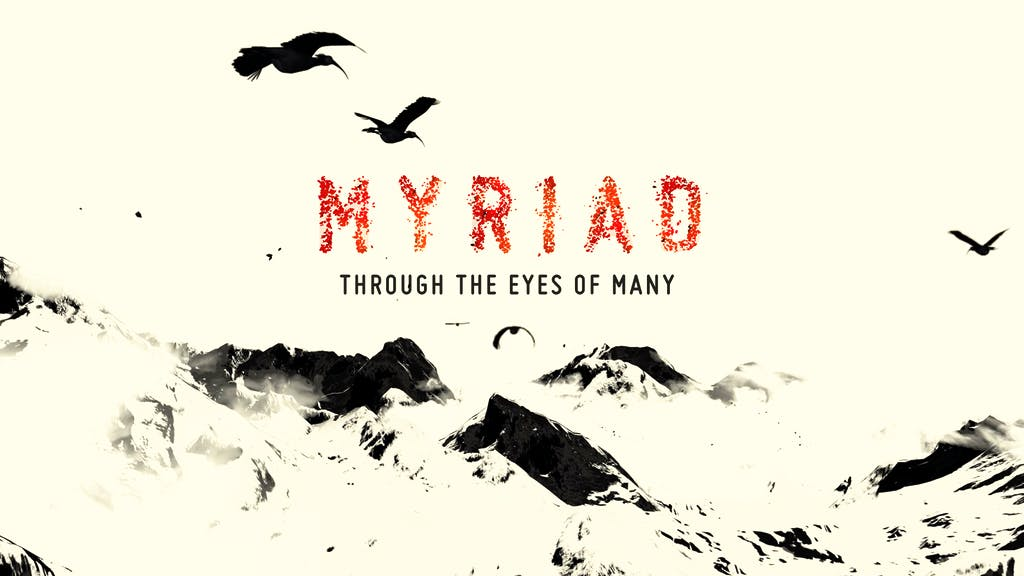 Myriad - Through the eyes of many