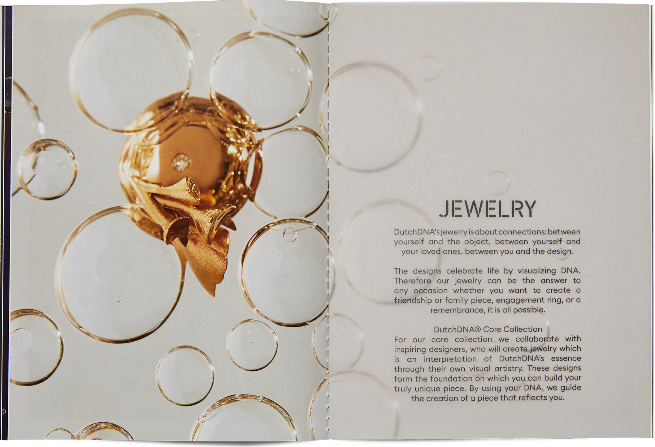 Chapter  jewelry in catalog