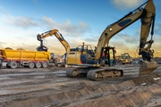 Grues, pelleteuses, bulldozers, bennes :  pour mieux les gérer, géolocalisez !