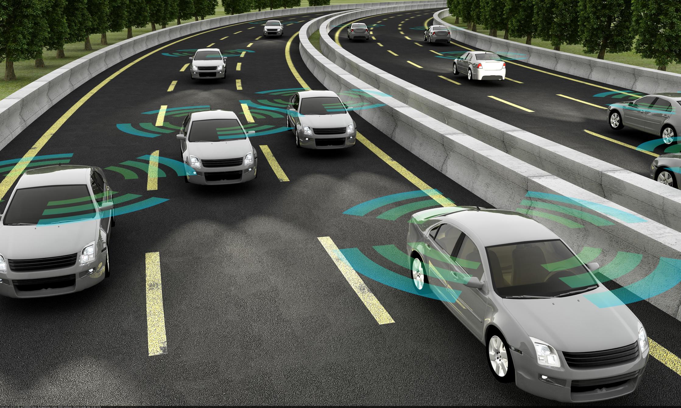 Een voertuig tracking systeem