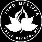 JunoMediSPA Website Home