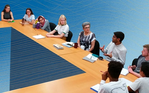 """""""The problem of prejudice"""": University course on peace leaves lasting impact on students"""