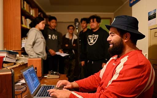 A movement of youth in New Zealand inspires socially conscious music