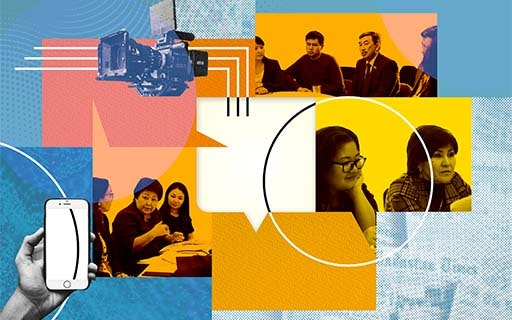 Kazakhstan: Journalists explore media's role in promoting societal unity