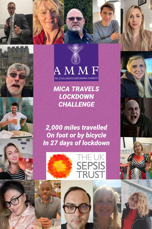 MICA Travels Lockdown Challenge