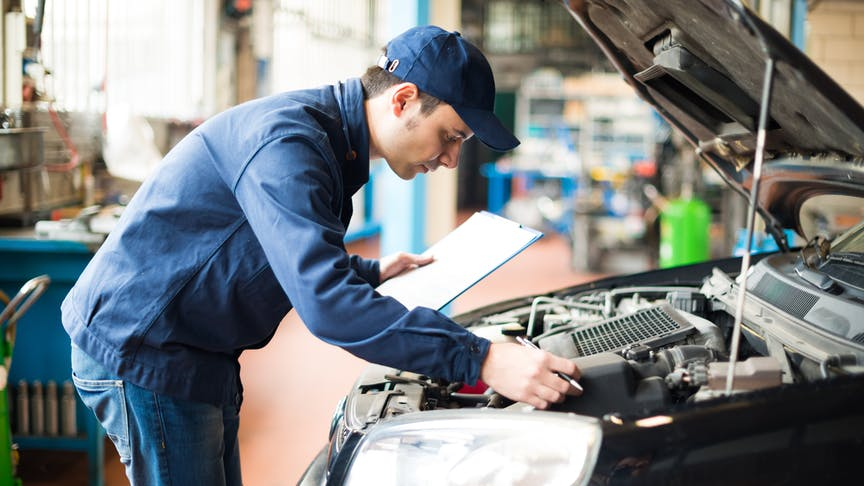 Keeping Fleet Vehicles On A Maintenance Schedule