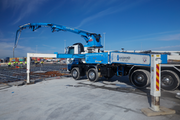 Concrete and Construction GPS Tracking Solution Improves Efficiency and Productivity Across Fleet