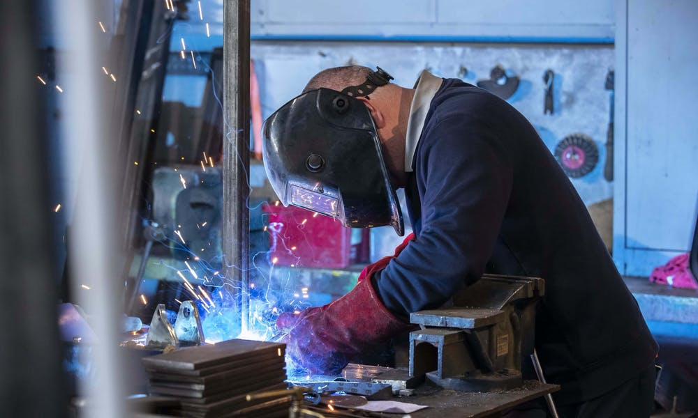 Bespoke fabrication at AMC