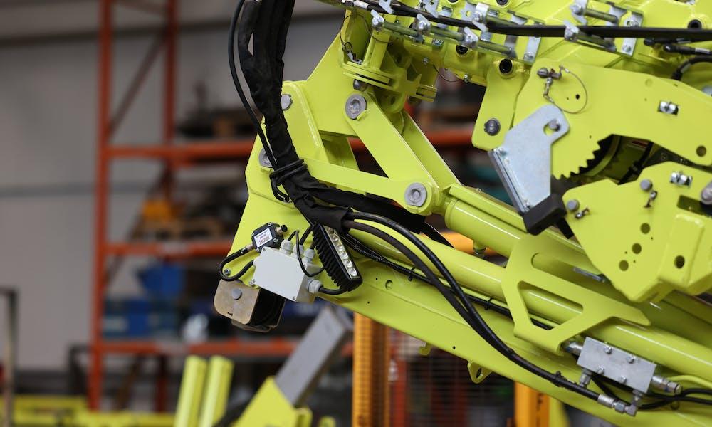 AMC sustainable electric crane