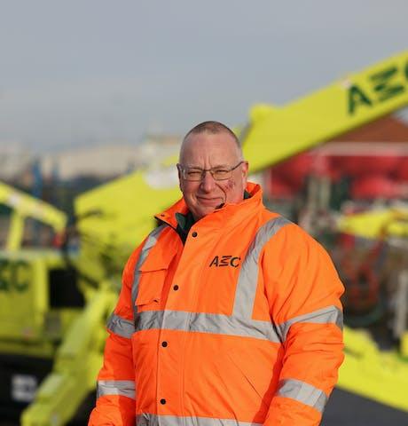 Andy Worrall Engineer & Fabricator