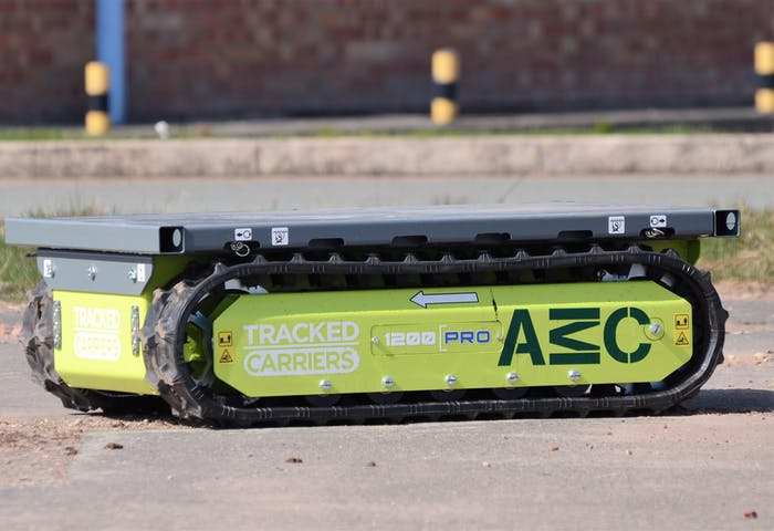 Tracked Carrier For Hire AMC 1200 Pro