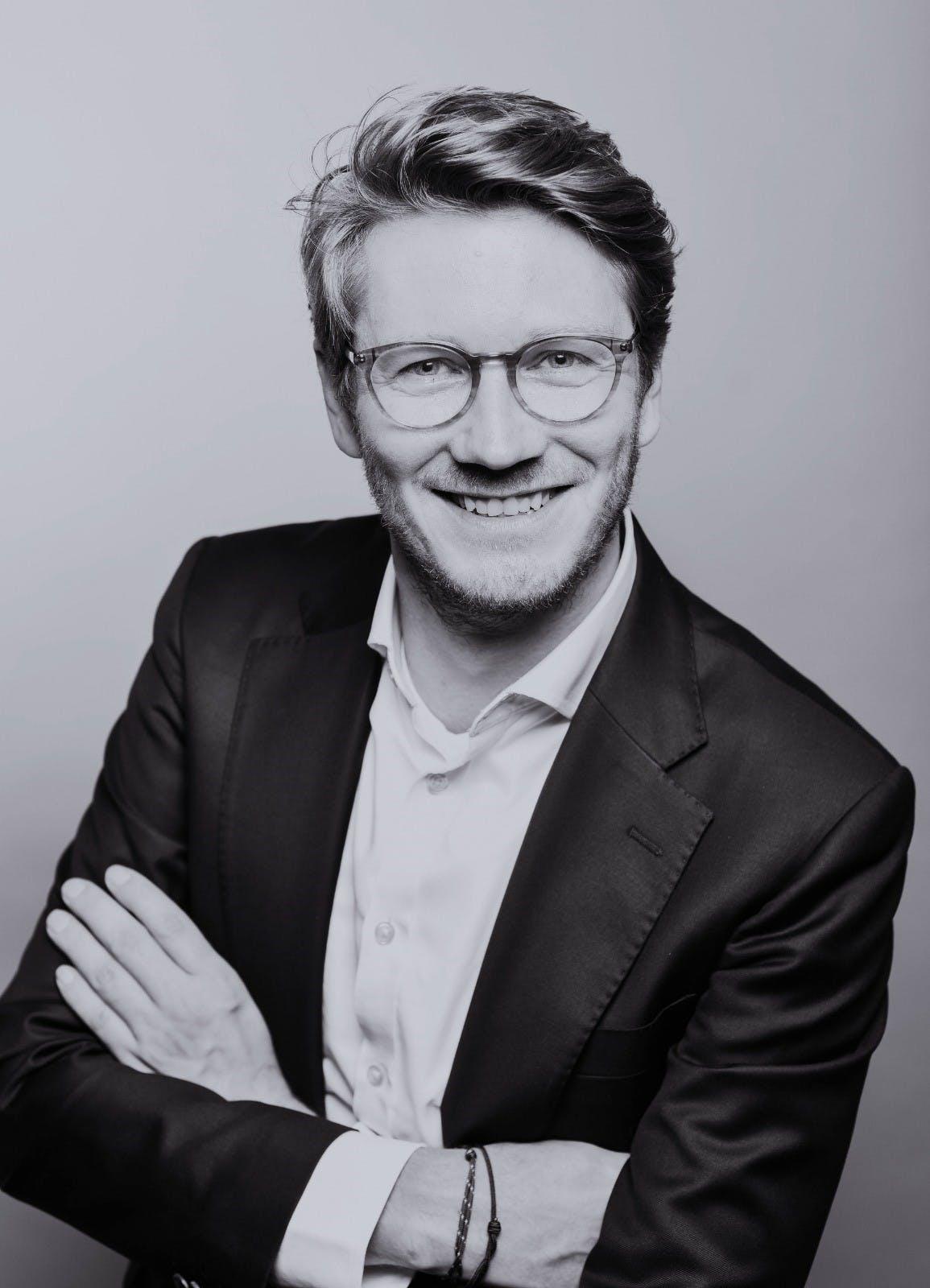 Tony Hurst, Regional Manager of Asia