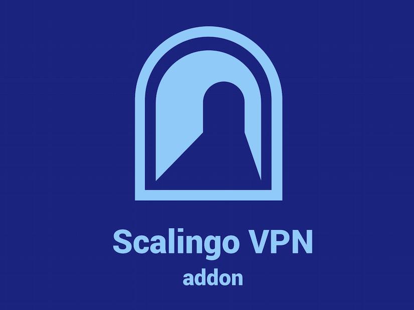 Scalingo VPN addon logo