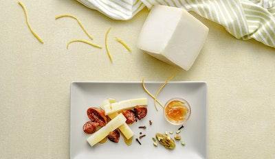 Brigante con fichi canditi al miele di arancio