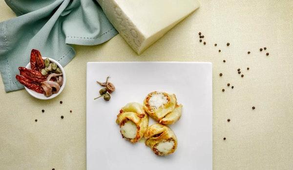 Conchiglioni ripieni di formaggio Pecorino Romano