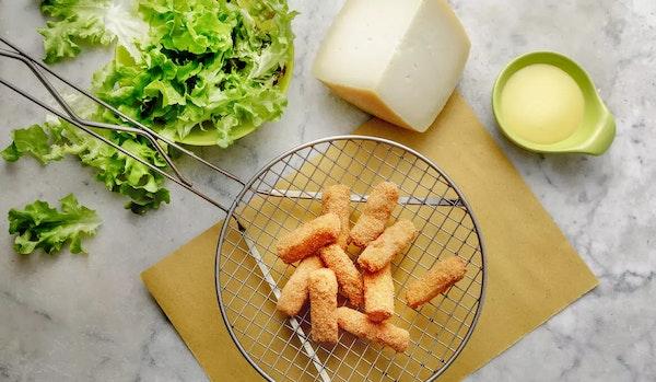 Tocchetti di Medoro fritto